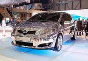 Toyota Auris: Sorprende en Chile y en Ginebra