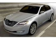 Genesis Concept: Un Hyundai de súper lujo
