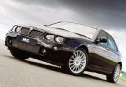 Sale el primer MG Chino de la línea de producción