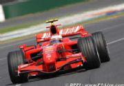 Kimi Raikkonen incrementa el ritmo de los entrenamientos