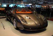 Spyker C12 Zagato: maravilloso