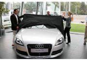 Audi presentó en Chile el nuevo TT