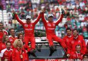 Citroën logra la victoria en Portugal