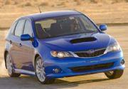 Subaru Impreza WRX 2008: espíritu deportivo