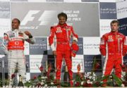 Contundente Victoria de Felipe Massa en Bahrein
