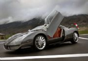 Spyker C12 Zagato: Un F1 de calle