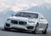 BMW CS concept, aterriza en Shanghai