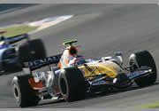 El Roadshow del ING Renault F1 Team se prepara para afrontar su cuarta temporada