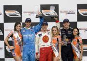 Uno Dos para el Newman Hass Racing en Grand Prix de Houston