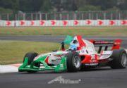 Juab Pablo García es el nuevo piloto oficial del A1 Team México