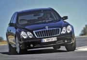 Maybach 57 S: elegante seductor