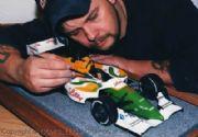 La Champ Car anuncia un acuerdo con Brinkworth Models para producir replicas  1:10 del DP01