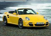 Te presentamos el Porsche Turbo Cabriolet 2008