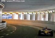 Alonso logró el mejor tiempo en los primeros entrenamientos del GP de Montecarlo