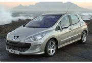 Primeras fotografías oficiales del nuevo Peugeot 308