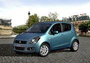 Splash 2008: el nuevo compacto de Suzuki