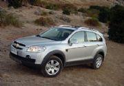 Prueba al Chevrolet Captiva 2.0 Diésel LTZ AWD: Un vehículo sobresaliente