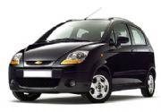 Primicia: Así es el nuevo Chevrolet Spark 2008