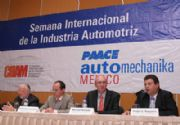 V CIIAM y PAACE Automechanika 2007