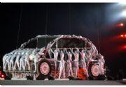Exclusivo: El apoteósico lanzamiento del Fiat 500 2007