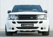 Hamman Range Rover Sport: bien agresivo
