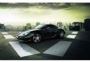 ¡Qué belleza!: Conoce el nuevo Cayman S Porsche Design Edition 1