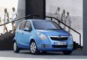 Opel Agila: sencillo y elegante