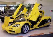 ¡Sorprendente! La colección de autos del Sultán de Brunei