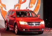 Se presentó el Dodge Journey en Frankfurt