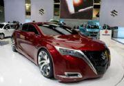Suzuki Kizashi Concept: esto es el futuro de la marca