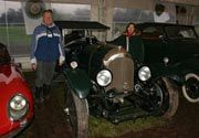 "Un Bentley 3 litros de 1927 ""Best of Show"" de Autoclásica 2007"