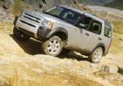 Land Rover Discovery 3: premiada