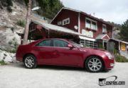 Cadillac CTS 2008: Primer contacto