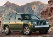 Jeep Patriot 2007: amante de la libertad y la aventura