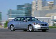 Honda Accord 2008: Pinta para líder