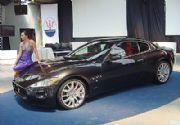 En Chile el Maserati GranTurismo: ¡Verdadero pura sangre!