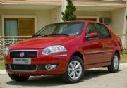 Listo el Fiat Palio sedán 2008