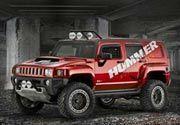 Hummer H3R: fantasía
