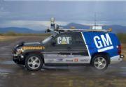 Boss un Chevrolet Tahoe, gana el DARPA Urban Challenge