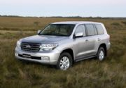 Disponible en México la Toyota Land Cruiser 2008
