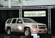 Chevrolet Tahoe Hybrid, Green Car of the Year 2007