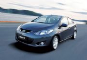 Mazda2 Sedán: ¿Sólo para China?