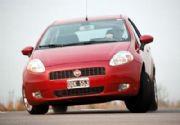 Test Fiat Punto 1.4 ELX: pequeño seductor