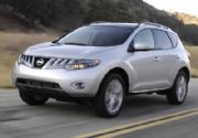 Nissan presenta la nueva Murano 2009 en Arizona