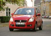 Suzuki Splash: una gota de frescura