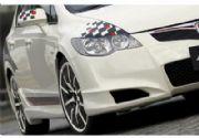 Honda presenta sus versiones Sports Modulo