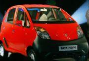 Tata Nano, el auto más barato del mundo