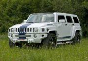 GeigerCars Hummer H3 GT 2008: Un místico SUV