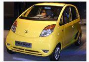 Tata Nano: ¡El automóvil más barato del mundo!