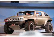 Hummer HX Concept: ¿La Respuesta de GM al Jeep Wrangler?